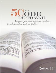 code du travail quebecois